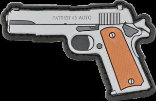 parche barbaric arma