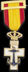 Médaille MERITE NAVAL