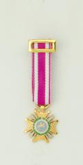 Médailles Miniatures Militaires et Policières