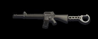 Llavero arma ALBAINOX 12 cm