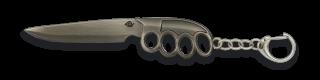 Llavero cuchillo puño americano ALBAINOX