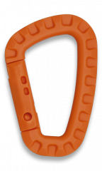 Carabiner BARBARIC fiber orange
