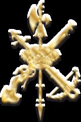 Pin Legionarios 2.2x 1.4 cm