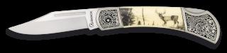 Navaja ALBAINOX CIERVO.Hoja: 7 cm