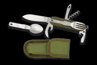 Multifunction pocket knives