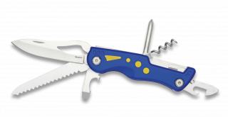 Pocket knife ALBAINOX tools 8 functions