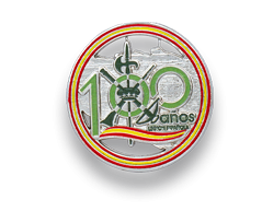 Pin. 100 Anniversary Spanish Legion