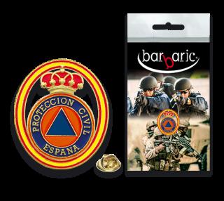 Pin. Protección civil