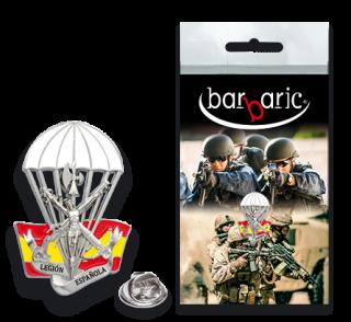 Pin. Spanish Legion paratrooper