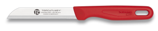 cuchillo Top Cutlery Solingen rojo