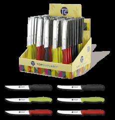 Expositor 40 pz. sdas cuchillos mesa neg