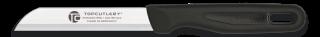 Cuchillo Top Cutlery, color Negro. H:8