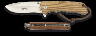 Navaja ALBAINOX madera 9 cm FOS