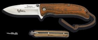 Couteau pliant Albainox FOS. Stamina. Lame 7.5 cm