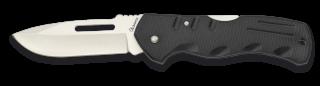 Navaja Albainox ABS Negra con clip. 7.7