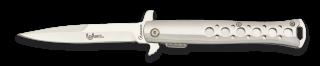 Navaja Asistida acero. Albainox. H:10 cm