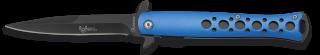 Navaja Azul Asistida Stock. H: 10