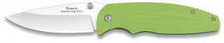 Navaja ALBAINOX G10 Verde. Hoja: 8.5