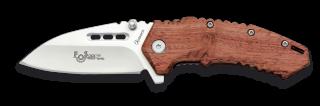FOS Wooden pocket knives