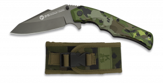 Pocket knife K25 camo. 9.4 cm