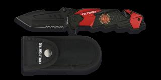 navaja Albainox FOS FIRE FIGHTER. 8.5 cm