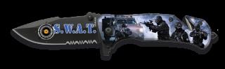 Navaja FOS Impresa SWAT. Albainox.H:8.2