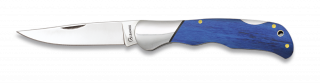 Couteau pliant Albainox Stamina bleu. Lame 8.2 cm
