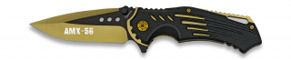 Navaja Albainox. AMX-56. FOS. hoja: 9cm