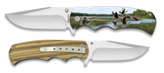 Pocket knife ALBAINOX DUCKS 3D 8.8 cm