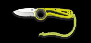 Pocket knife ALBAINOX green