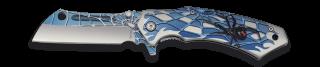 Navaja Albainox 3D Telaraña  FOS. H: 8.5