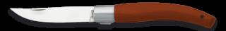 Navaja Albainox Madera Roja. hoja 7.3 cm