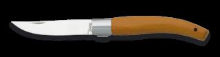 Couteau pliant bois Albainox. Lame 7.3 cm.