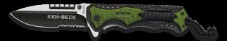 Navaja FOS Albainox KEH-BECK verde. 9.5