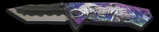Pocket knife ALBAINOX 3D warrior FOS