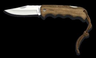Pocket knife ALBAINOX zebra wood 9.3 cm