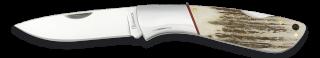 Pocket knife ALBAINOX deer horn 7.8 cm