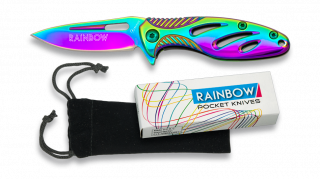 Pocket knife RAINBOW 5 cm