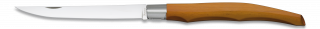 navaja jamonera madera. Hoja: 14.4 cm