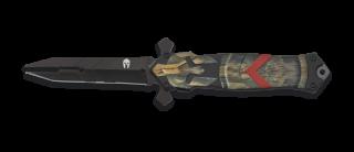 Couteau pliant FOSAlbainox 3D. Lame 8.9