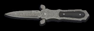 Couteau pliant FOS Albainox fleurs.
