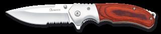 Navaja Albainox stamina con sierra  9 cm
