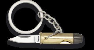 key-ring penknife. Bullet shaped. Bl 3