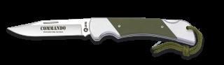 K25 Commando pocket knife. 8Cr. CNC