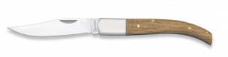 navaja madera piston Albainox. hoja: 8.1