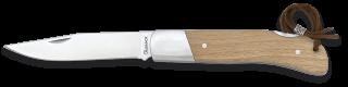 Albainox pocket knife. Steel bolster