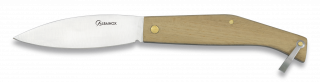 Pocket knife ALBAINOX. Wood. Blade 8 cm