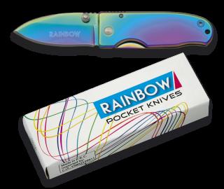 Albainox titanium penknife. Blade 4.9 cm