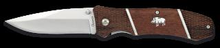 Pocket knife ALBAINOX. Wood BOAR