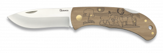 Pocket knife ALBAINOX. DEER 7.6cm